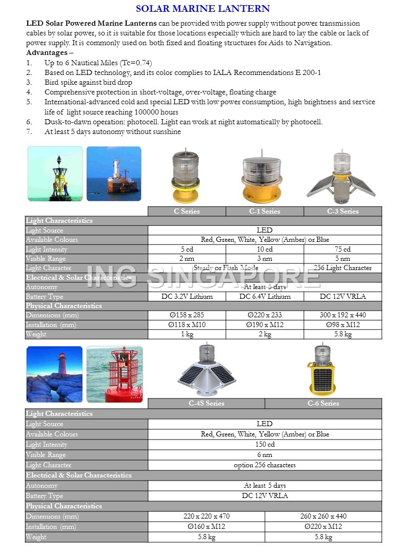 Solar Marine Lantern2