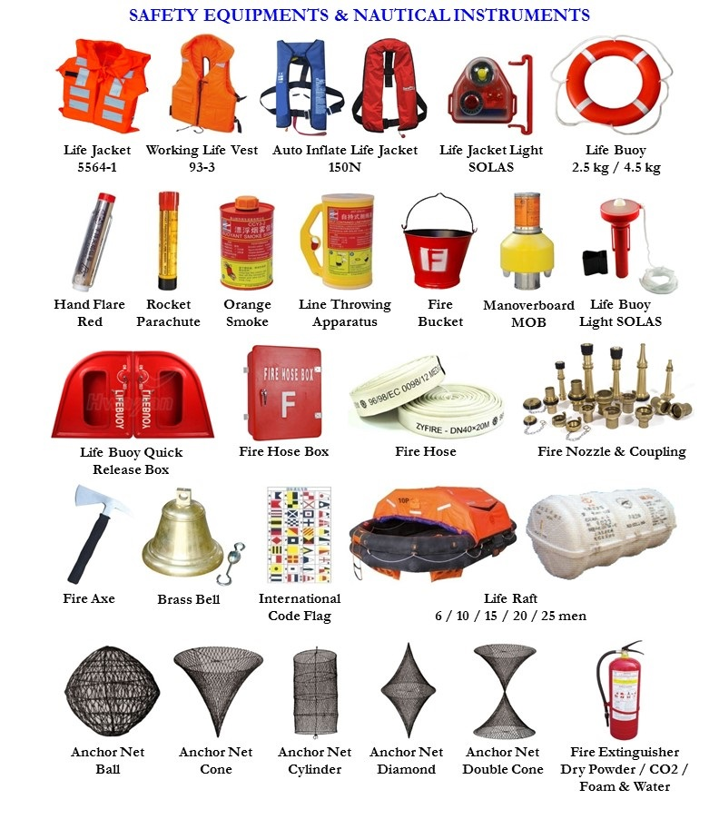 Safety & Nautical Equipments1